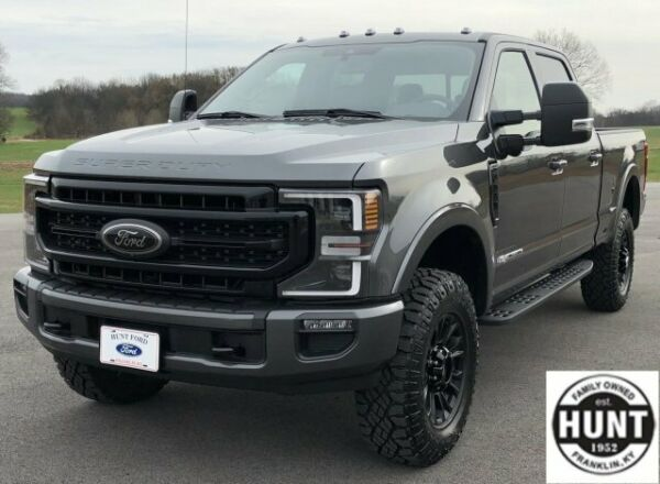 2020 Ford F-350 Limited 2020 Ford Super Duty F-350 SRW Limited 10 Miles Magnetic Metallic Crew Cab Picku