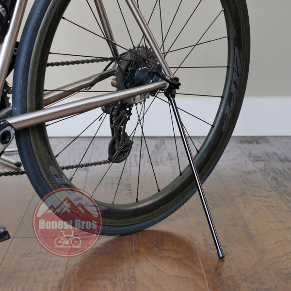 Roadbike Kickstand Removable Bicycle Stand QR Axle Skewer upstand 700C BIKE $17.50