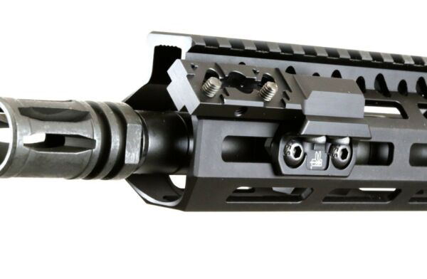 Haley Strategic Thorntail2 M LOK® SBR Light Mount by Impact Weapons
