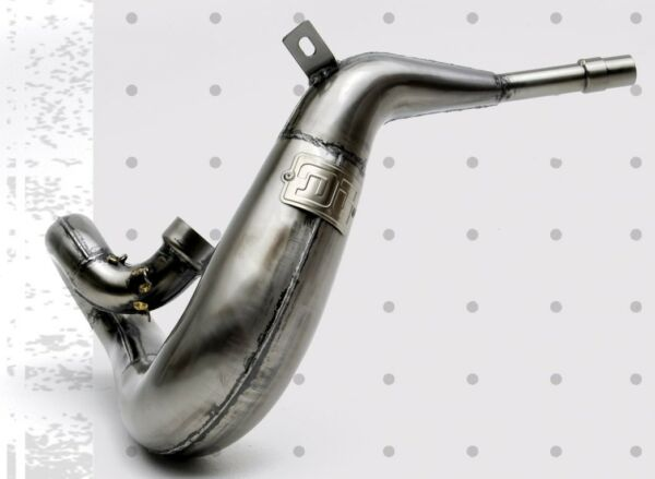 DG PERFORMANCE YAMAHA TRI Z 250 YTZ250 XTREME NATIONAL PIPE CLEAR COATED EXHAUST $299.95