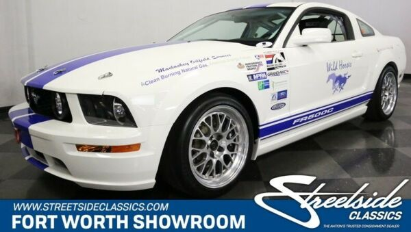 2008 Ford Mustang GT FR500C VERY RARE & HIGHLY COLLECTABLE! ONLY SHOWN AND NEVER RACED! READY TO GO!