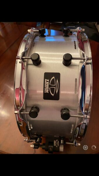 Trick Snare Drum 14x6.5 Very Good Conditions