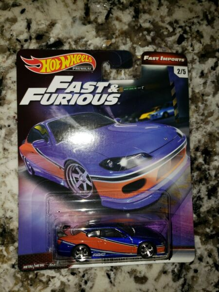 Hot wheels premium fast furious Nissan Silvia S15