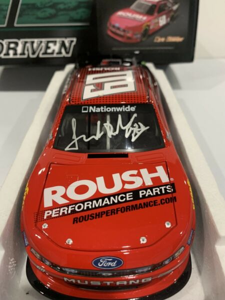 2014 #60 Roush Performance Parts Mustang Autographed by Jack Roush $79.99