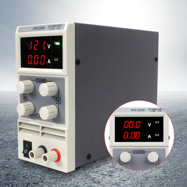 KPS1203D Adjustable Switch DC Power Supply Adapter Output AC110V Best Quality