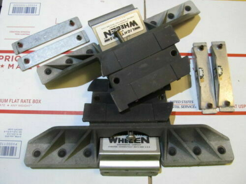 Whelen Lightbar Mounting Feet Set 9M Edge Liberty Patriot Freedom LFL Foot