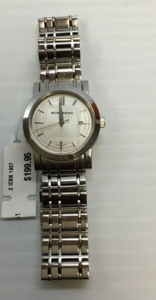 Burberry watch women used Authentic $185.24