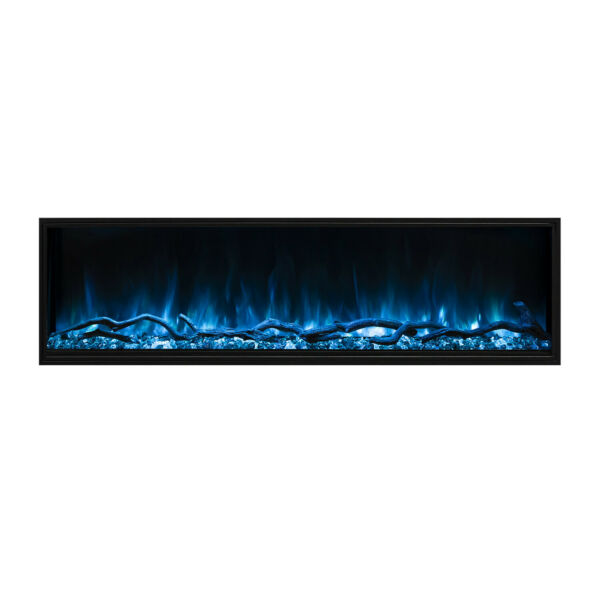 Modern Flames Landscape Series Pro Slim Built In Electric Fireplace 44 Inch