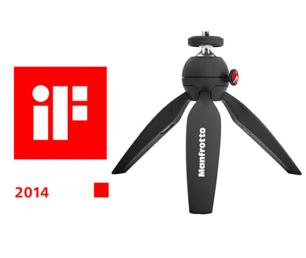 Manfrotto PIXI Mini Tripod Black MTPIXI B FREE SHIPPING