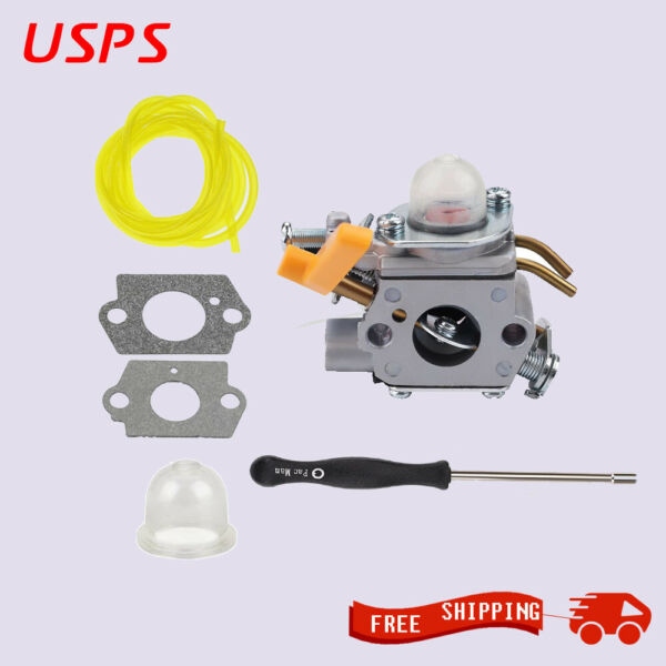 Carburetors For Ryobi CS26 SS26 26cc Pipe Strings Trimmer Power Parts 308054043 $14.15