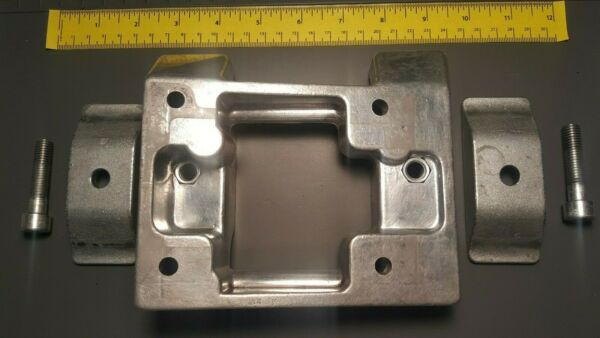 Freeline 30 x 92 Rotax IAME X-30 Kart Engine Motor Mount with Clamps
