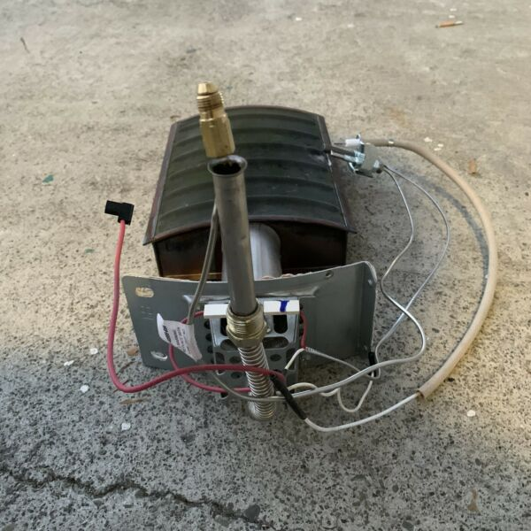 Bradford White natural gas burner 228 48383 18 Used With New Pilot Assembly $149.95