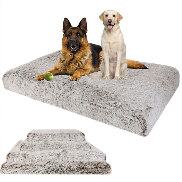 L XXXL Orthopedic Dogs Bed Dog Pain Relief for Arthritis Hip amp; Elbow Dysplasia $35.92