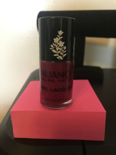 Nuance Salma Hayek Nail Lacquer DEEP ORCHID 425