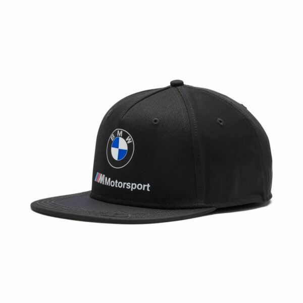 021771 01 Mens Puma BMW Motorsport Flatbrim Flex Hat
