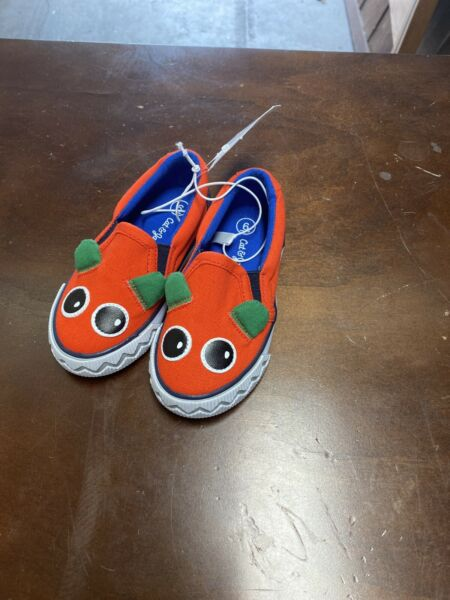 Cat @ Jack Toddler Orange Tommy Shoes Size 6 $7.00