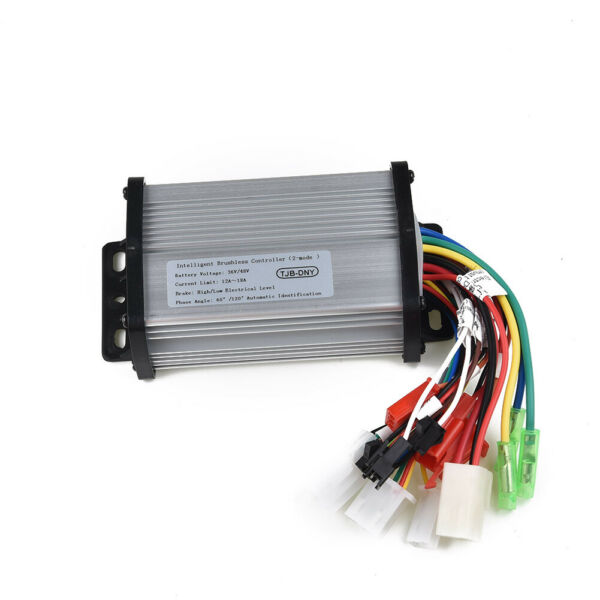 Electric Bike 36V 48V 350W Power Motor Brushless DC Controller E-Bike Vehicle