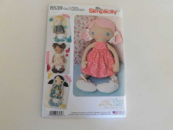Simplicity sewing pattern 8539 15