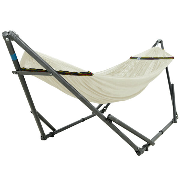 Tranquillo Portable Hammock Stand Universal Fit Adjustable Stand $123.27