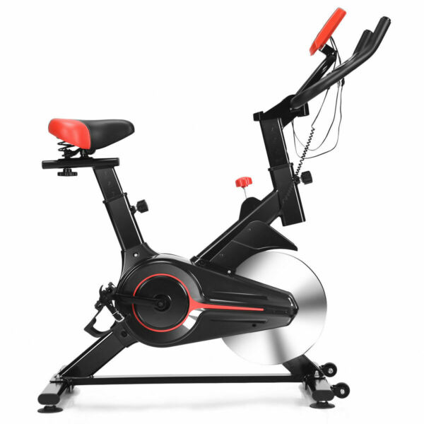 Home Use Cycling Bike Exercise Cycle Trainer Fitness Cardio Workout LCD Display $175.89