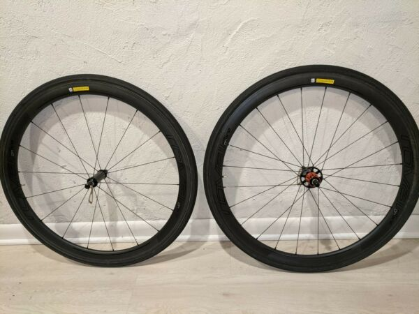 Roval  CLX Rapide 40 Tubulars - BRAND NEW With Vitoria Corsa Tires mounted