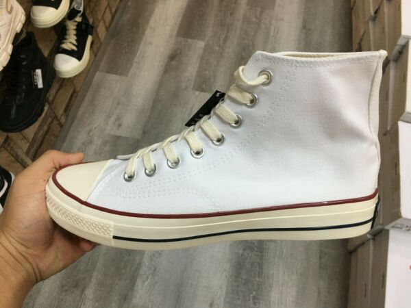 Men's Sneaker Chuck Taylor All Star High Top,White, Size 10.5 , New Box