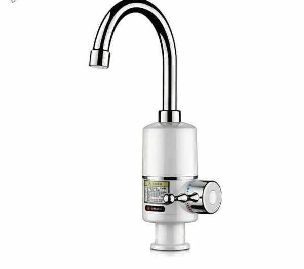 Water Heater Tap Kitchen Faucet Instantaneous Water Heater Shower Instant Heater $60.62
