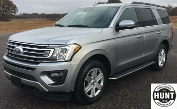 2020 Ford Expedition XLT 2020 Ford Expedition XLT 10 Miles Iconic Silver Metallic Sport Utility Twin Turb
