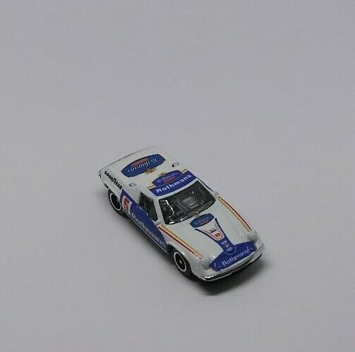 1/64 MATCHBOX: '72 LOTUS EUROPA - ROTHMANS RACING - CUSTOM - NEW