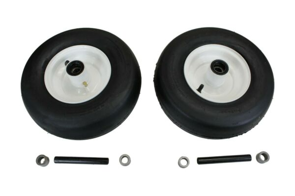 Set of 2 Toro Exmark 13x5.00 6 Tire Wheel Assy Fits Lazer Z Part # 1 633582