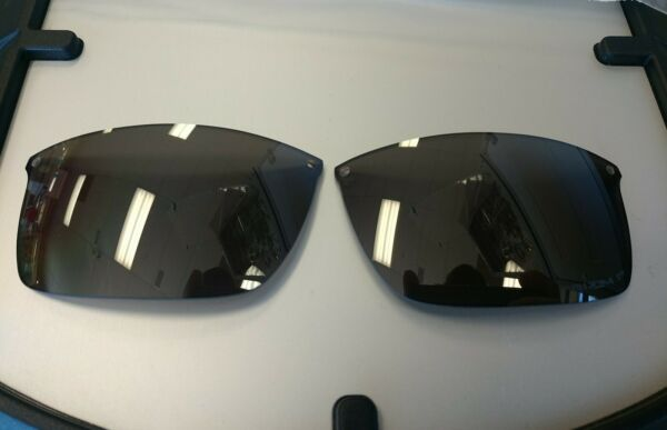 OAKLEY CARBON BLADE PRIZM BLACK POLARIZED REPLACEMENT LENSES AUTHENTIC OO9174 $114.95