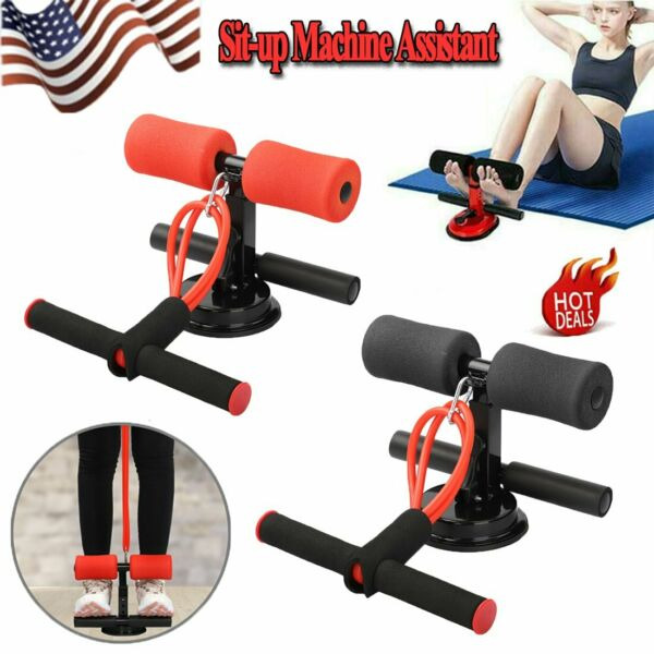 Sit Up Bar Assistant Gym Abdominal Workout Machine Fitness Equipment For Home