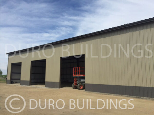 DuroBEAM Steel 100x200x15 Metal I-beam Clear Span Building Made To Order DiRECT