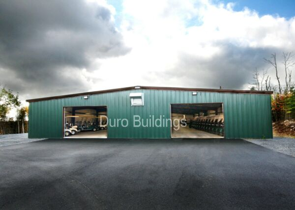 DuroBEAM Steel 95x100x18 Metal I-beam Red Iron Building Kit Made To Order DiRECT