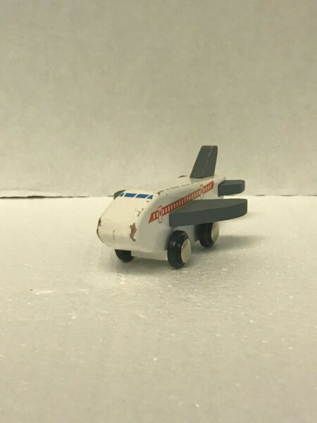 Wood Material Airplane Toy $9.95
