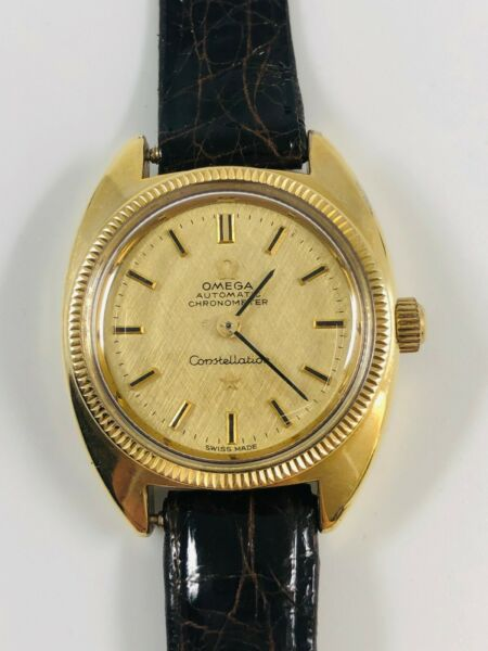 Omega automatic chronometer constellation Swiss made $1,500.00