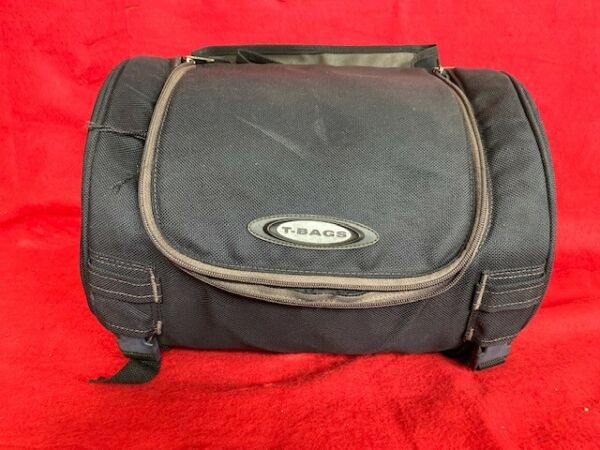 Motorcycle Overnight Luggage Bag from T Bags Universal Fitment CAB4 $30.00