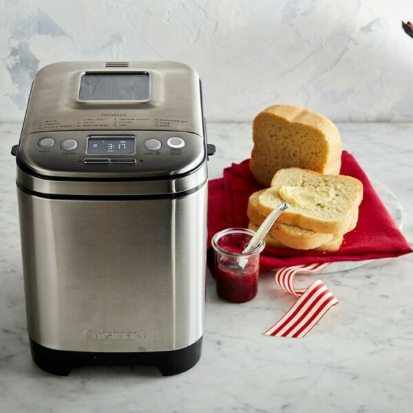 Cuisinart CBK-110 2-Pound Compact Automatic Bread Maker FAST SHIP