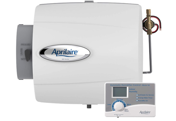 Aprilaire 500 Whole House Humidifier Automatic Furnace with Digital Control NEW $129.99