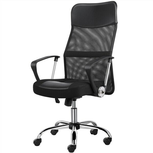 Home Office Desk Chairs High Back Ergonomic Chair Executive Swivel Task Chair $54.99