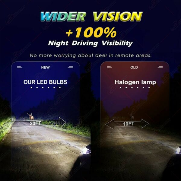 4x Purple Wireless Remote Control LED Strip Under For Car Motorcycle Neon Light $10.93