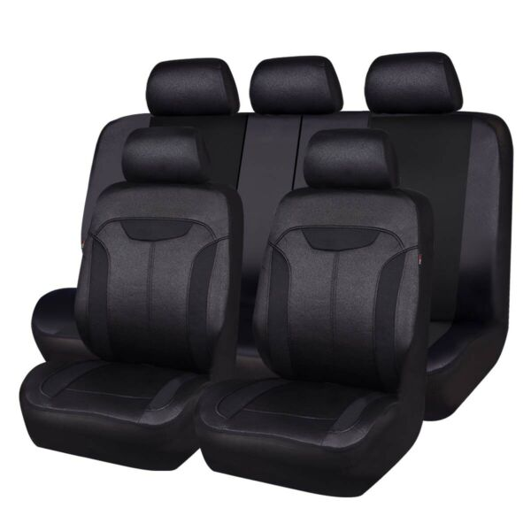 CAR PASS Car Seat Cover Aritificial Breathable Universal for 40 60 60 40 50 50 $39.99