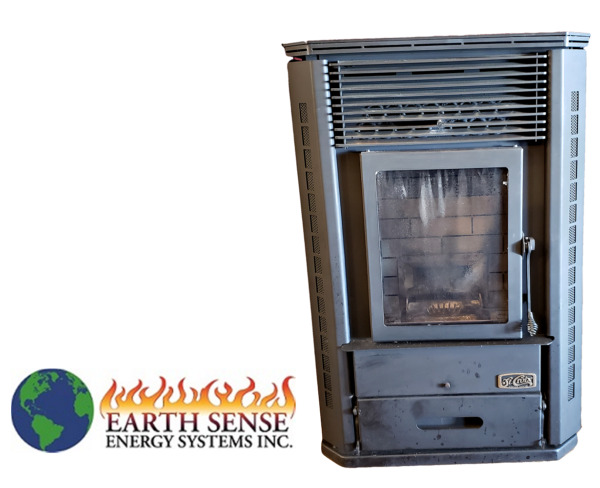 St Croix Element Pellet Stove Used Refurbished FREE SHIPPING $1800.00