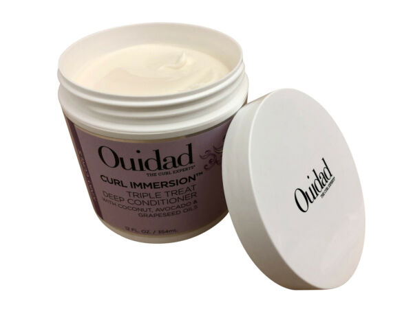 Ouidad Curl Immersion Triple Treat Deep Conditioner 12 OZ $24.98