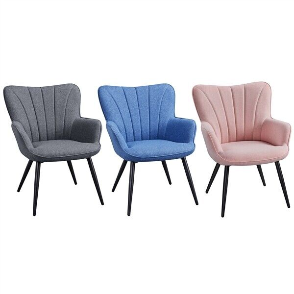 Modern Accent Chair Dining Chair Armchair Side Chair for Living Room Dining Room