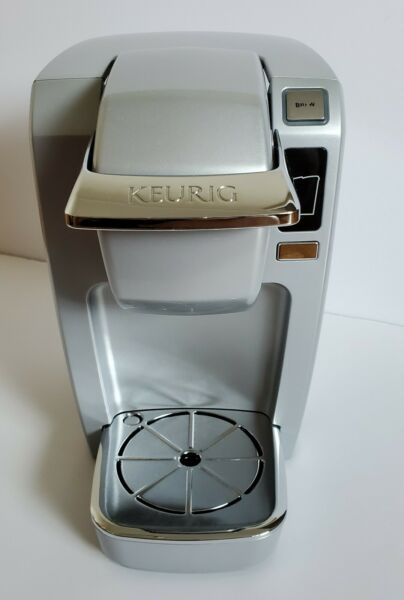 Gray Keurig K15 Coffee Maker Brewing System Great Condition