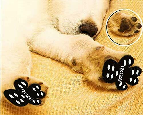 Dog Paw Pads Protects Paws and Floors 6 sets of 4 24 pcs $6.99
