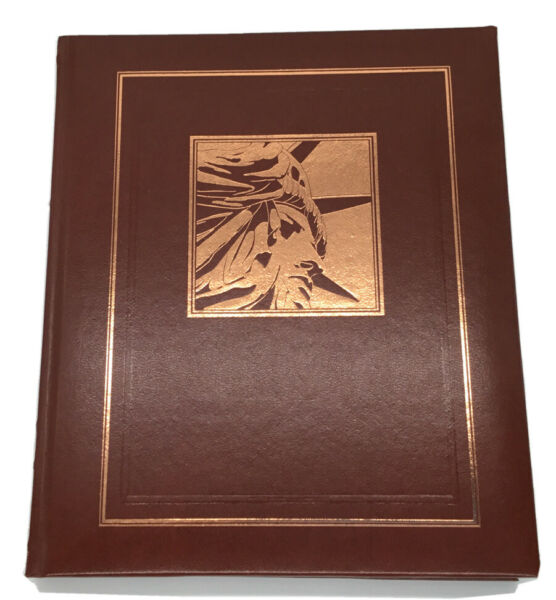 Liberty The Statue And The American Dream Leslie Allen Deluxe Edition 1990 $28.96