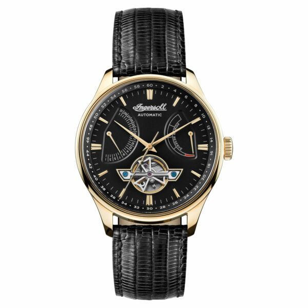 Ingersoll Men#x27;s The Hawley Automatic Watch I04606 NEW $125.00