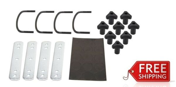 Thule 92509 Cargo Carrier Mounting Kit; Use With Thule Cargo Carriers $29.94